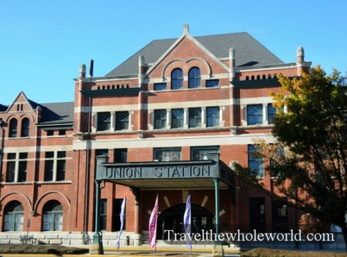 Alabama Montgomery Union Station