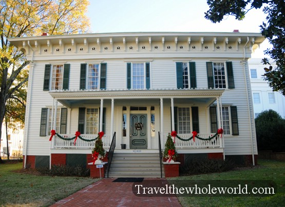 Visiting montgomery for Montgomery house