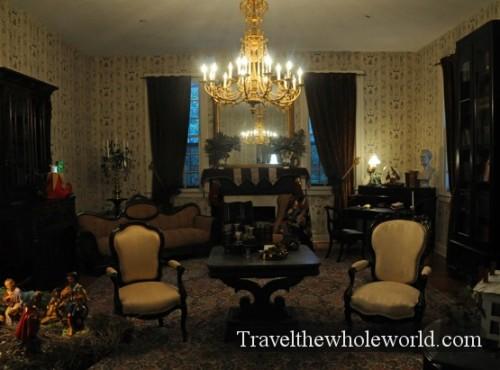 Alabama Montgomery White House Inside