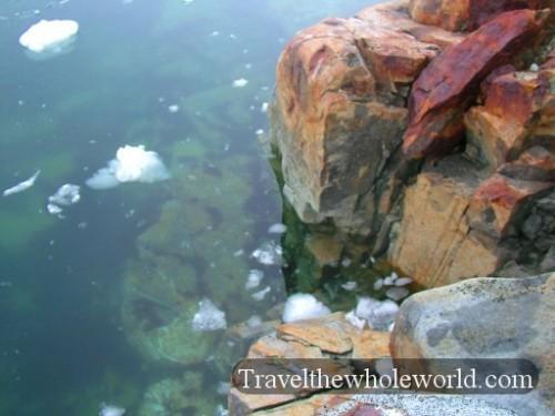 Antarctica Rocks