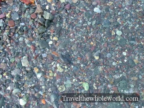 Antarctica Pebbles in the South Shetland Islands
