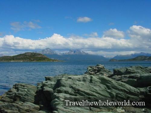 Argentina Tierra Del Fuego Channel