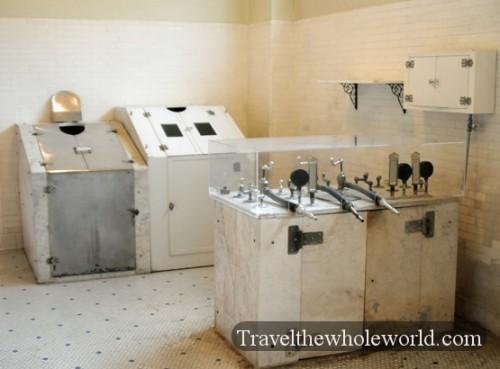 Arkansas Hot Springs Bath House
