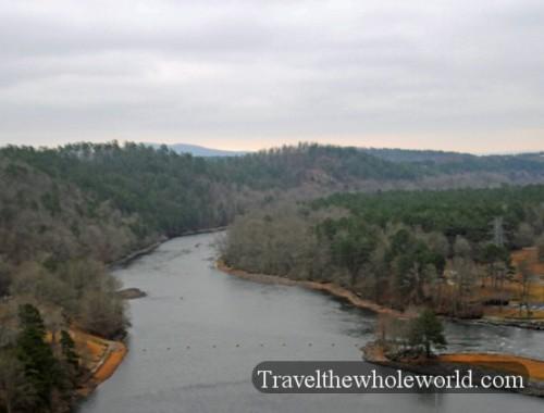 Arkansas Lake Ouachita River