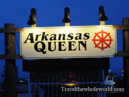 Little Rock Arkansas Queen