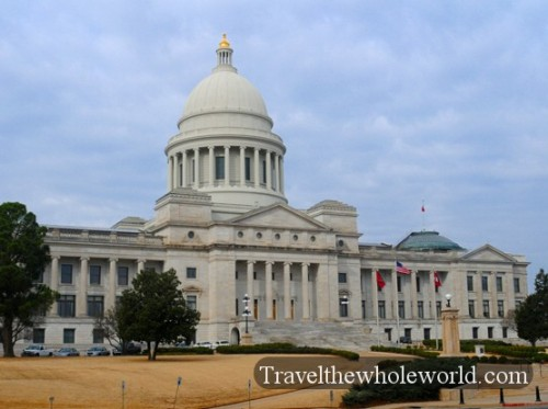 Arkansas Little Rock Capitol
