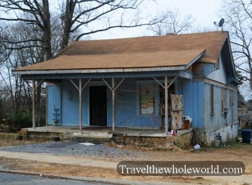 Arkansas Little Rock Abandoned Houses