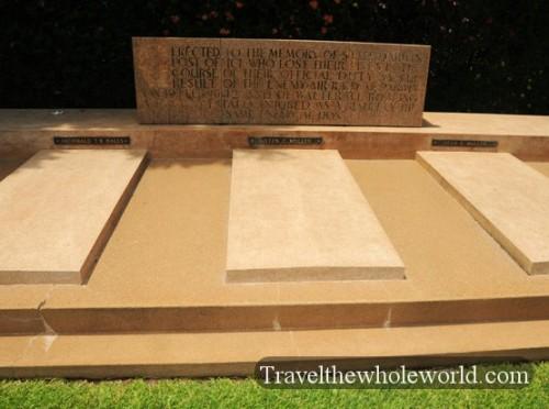 Australia-North-Territory-WWII-Cemetery-Grave3