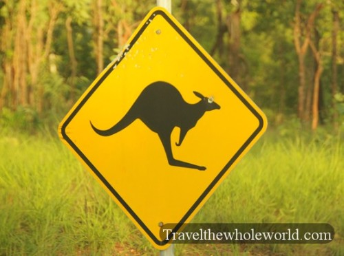 Australia-North-Territory-Wallabee-Sign