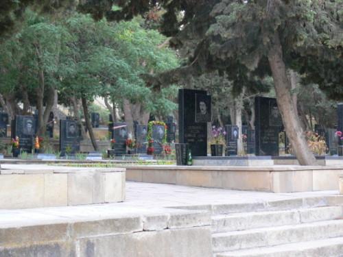Azerbaijan Azeri Graves