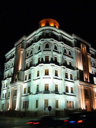 Azerbaijan Baku Building