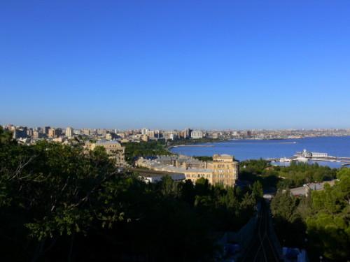 Azerbaijan Baku View