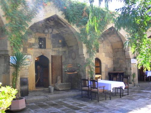 Azerbaijan Caravan Cafe
