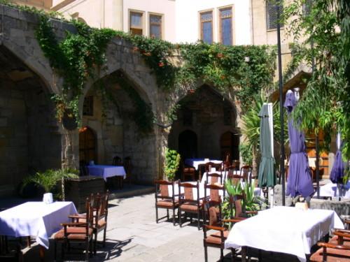 Azerbaijan Caravan Cafe2