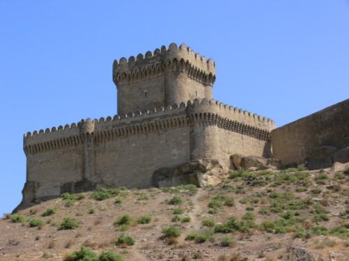 Azerbaijan Castle