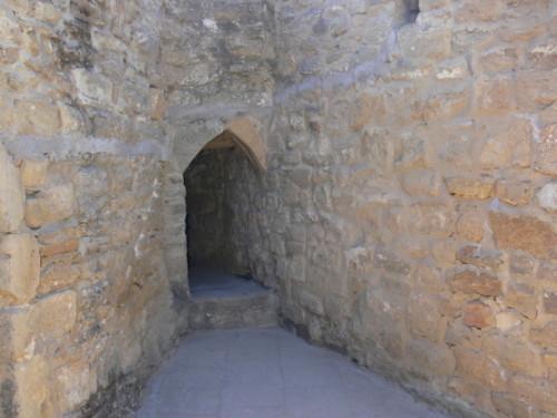 Azerbaijan Fire Temple Door