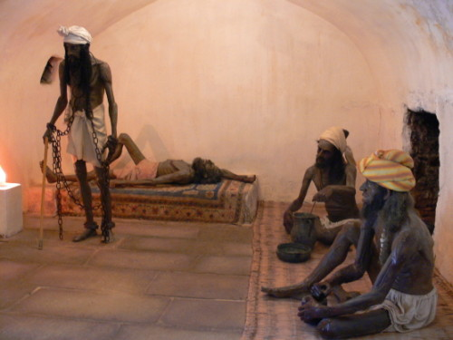 Azerbaijan Fire Temple Punishment