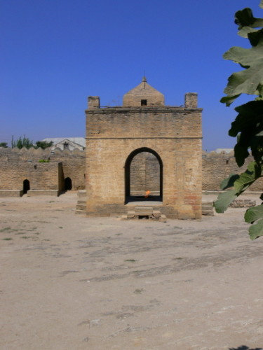 Azerbaijan Fire Temple