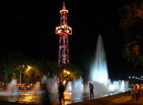 Azerbaijan Fountain Square