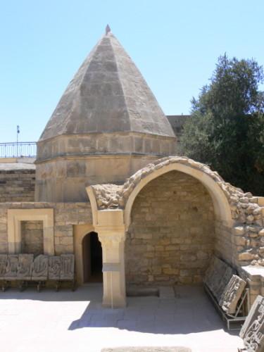 Azerbaijan  Kings Mosque
