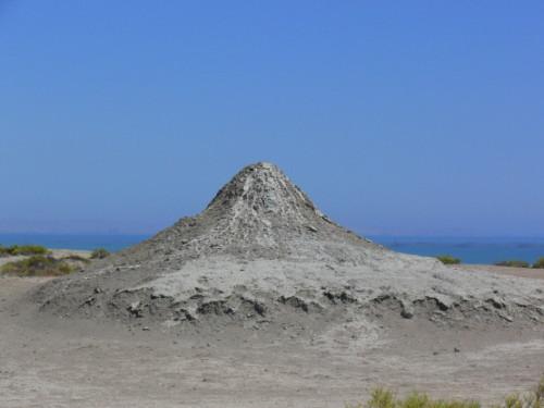 Azerbaijan Mud Volcano