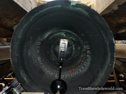 Belgium Bruge Grote Markt Belfry Bell