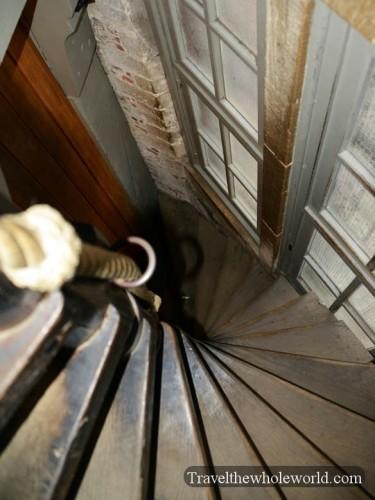 Grote Markt Belfry Stairs