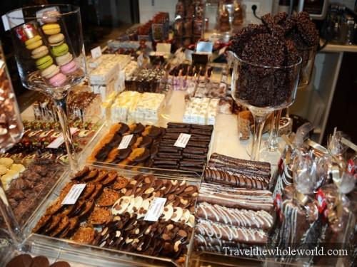 Belgium Bruges Chocolate