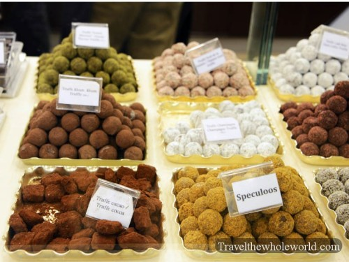 Belgium Brussels Chocolate