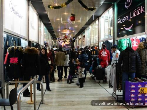 Belgium Brussels Grote Markt Market Mall