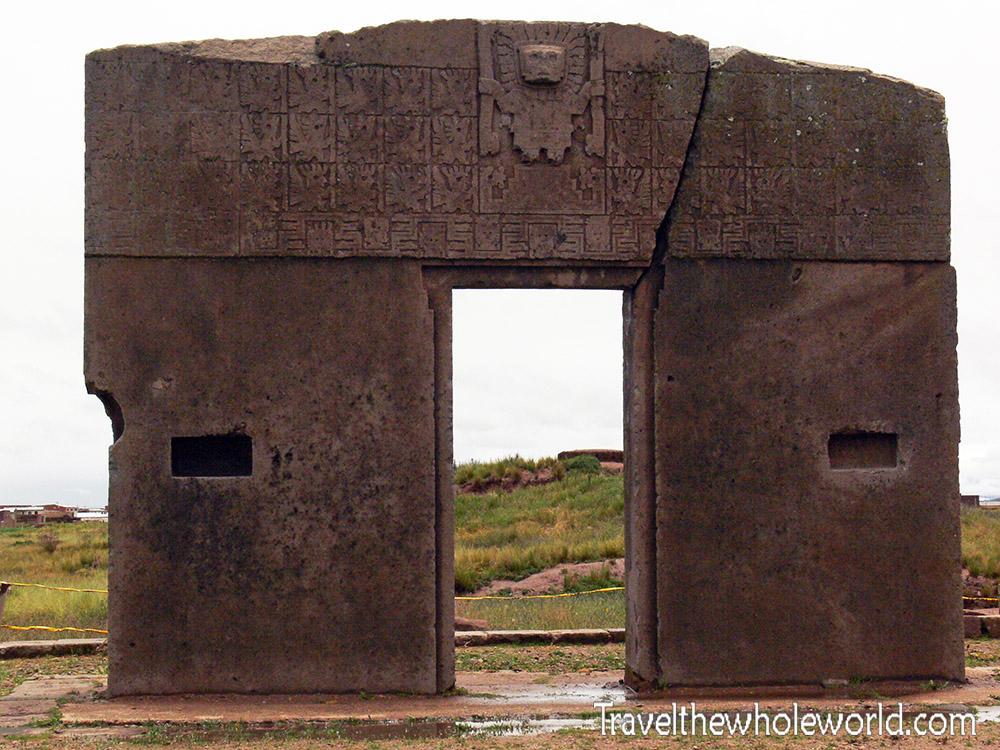 Tiwanaku Sun Door