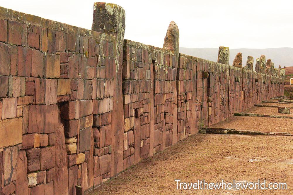 Tiwanaku Compound Wall