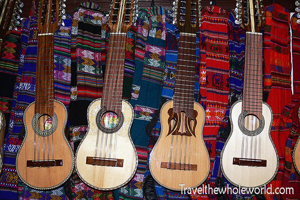 La Paz Bolivian Guitars
