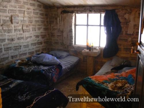Bolivia Salt Hotel Rooms