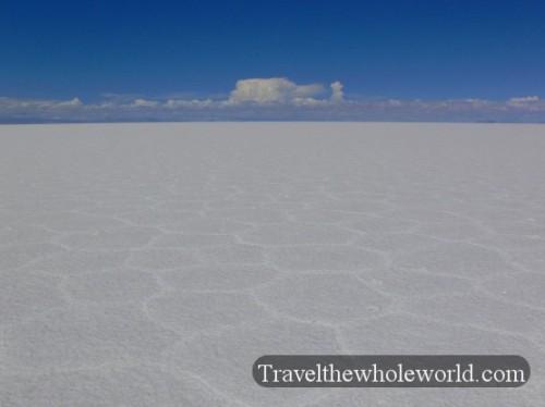 Bolivia Salar De Uyuni Salt Pan