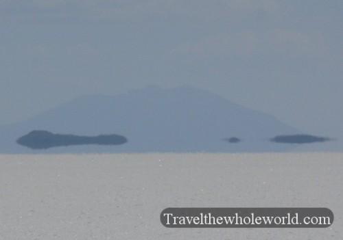 Bolivia Mirage Floating Island