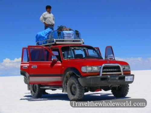 Bolivia Salt Pans Road Trip