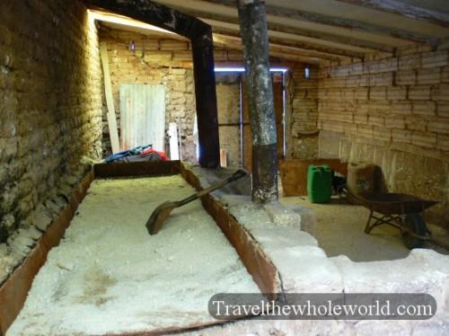 Bolivia Uyuni Salt Factory