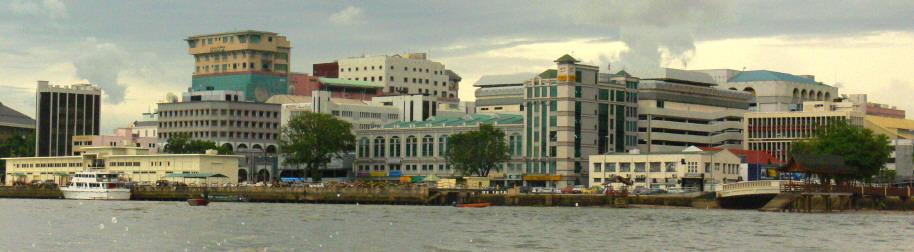 Brunei Capital Bandar Seri Begawan