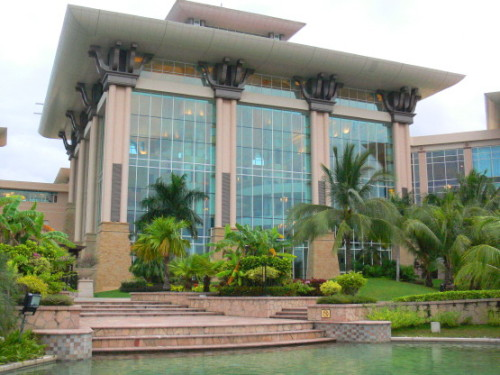 Brunei Hotel Empire Front