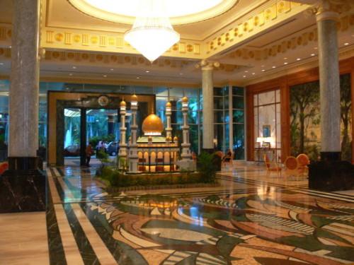 Brunei Hotel Empire Lobby