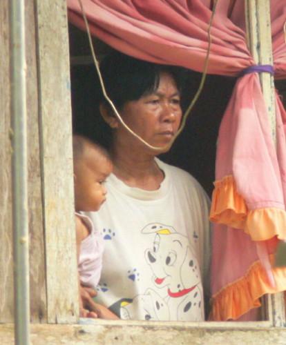 Brunei Indigenous Lady