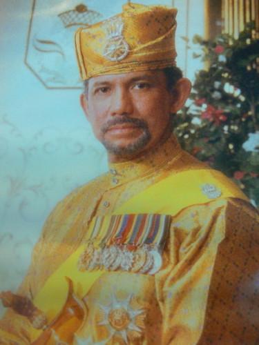 Brunei King