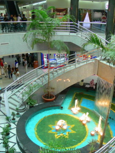 Brunei Bandar Seri Begawan Mall