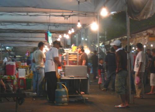 Brunei Market