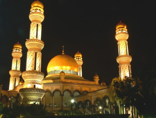 Brunei Shah Alam Mosque