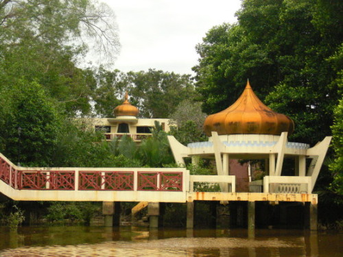 Brunei Tomb