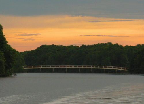Brunei Tomb Bridge