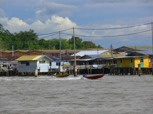 Brunei Water City