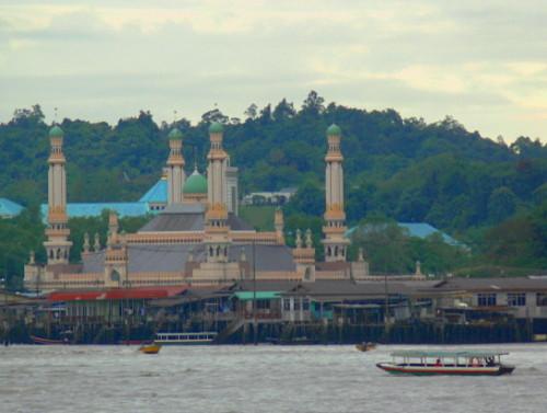 Brunei Water City Mosque